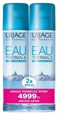 Uriage EAU THERMALE D\'URIAGE termálvíz spray DUOPACK 2 x 300 ml
